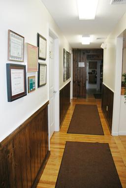 6 - hall way